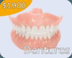 $1900 Denture Special