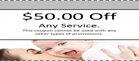 $50.00 Off on Any Service